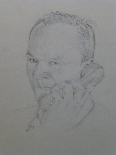 Zeichnung Mauritianer
