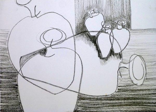 Vasen a la Picasso